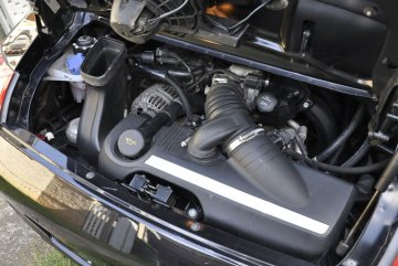Engine Bay Detailing Bella Vista